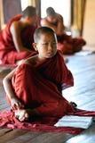 Μοναχοί αρχαρίων, το Μιανμάρ Στοκ Εικόνα