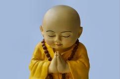Μοναχός Βούδας Στοκ εικόνα με δικαίωμα ελεύθερης χρήσης