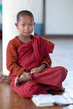 Μοναχός, το Μιανμάρ Στοκ φωτογραφία με δικαίωμα ελεύθερης χρήσης