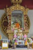 Μοναχός Mummified, Koh Samui Στοκ φωτογραφία με δικαίωμα ελεύθερης χρήσης