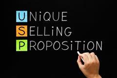 Μοναδική πρόταση πώλησης στοκ εικόνα με δικαίωμα ελεύθερης χρήσης