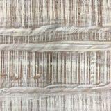 Μοναδικό παλαιό ξύλινο κατασκευασμένο υπόβαθρο με το τραχύ σιτάρι Στοκ Φωτογραφία