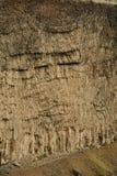 μονοπάτι απότομων βράχων Στοκ Φωτογραφίες