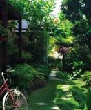 μονοπάτι κήπων Στοκ φωτογραφία με δικαίωμα ελεύθερης χρήσης