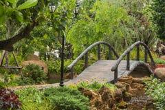 μονοπάτι κήπων Στοκ Εικόνα