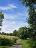 μονοπάτι λιβαδιών Στοκ εικόνες με δικαίωμα ελεύθερης χρήσης