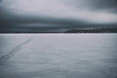 μονοπάτι ουρανού Στοκ Εικόνα