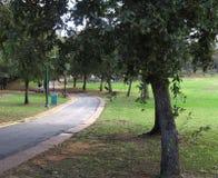 μονοπάτι πάρκων Στοκ εικόνα με δικαίωμα ελεύθερης χρήσης