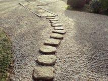 Μονοπάτι πετρών Στοκ φωτογραφία με δικαίωμα ελεύθερης χρήσης