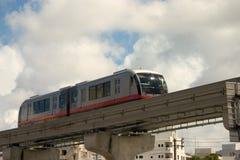 μονοτρόχιος σιδηρόδρομ&omicron στοκ φωτογραφίες με δικαίωμα ελεύθερης χρήσης