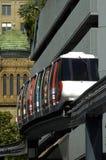 μονοτρόχιος σιδηρόδρομ&omicron Στοκ Εικόνες