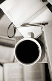 Καφές-σπάσιμο Στοκ φωτογραφίες με δικαίωμα ελεύθερης χρήσης