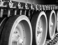 Μονοχρωματική δεξαμενή του Caterpillar Στοκ φωτογραφίες με δικαίωμα ελεύθερης χρήσης