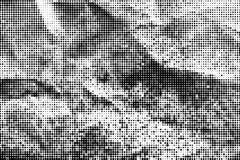 Μονοχρωματική ημίτοή σύσταση grunge υποβάθρου αφηρημένη Στοκ φωτογραφία με δικαίωμα ελεύθερης χρήσης