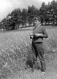 μονοχρωματικός φωτογράφ&omi Στοκ Φωτογραφίες