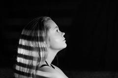 Μονοχρωματικό λωρίδα Στοκ Φωτογραφίες