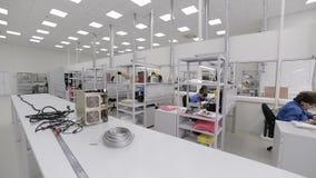 Μοντάρισμα και pre-assembly επιφάνειας εργαστηρίων ηλεκτρονική βιομηχανία φιλμ μικρού μήκους