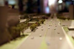 μοντέλο αρχιτεκτονικής Στοκ φωτογραφία με δικαίωμα ελεύθερης χρήσης