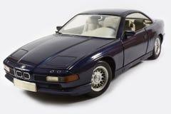 μοντέλο αυτοκινήτων coupe στοκ εικόνες