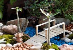 μοντέλο κήπων στοκ φωτογραφίες