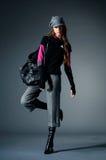 Μοντέλο μόδας Στοκ Εικόνες