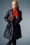 Μοντέλο μόδας Στοκ φωτογραφίες με δικαίωμα ελεύθερης χρήσης