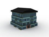 μοντέλο σπιτιών Στοκ φωτογραφίες με δικαίωμα ελεύθερης χρήσης