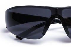 Μοντέρνα γυαλιά ηλίου σε ένα άσπρο υπόβαθρο στοκ φωτογραφία με δικαίωμα ελεύθερης χρήσης