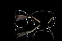 μοντέρνα γυαλιά ηλίου Στοκ εικόνες με δικαίωμα ελεύθερης χρήσης