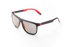 00c633c1a7 Μοντέρνα γυαλιά ηλίου που απομονώνονται στην άσπρη διακοπή υποβάθρου Στοκ  Εικόνα - εικόνα από μάτι