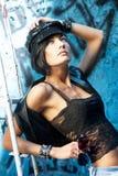 Μοντέρνη γυναίκα στοκ φωτογραφία με δικαίωμα ελεύθερης χρήσης