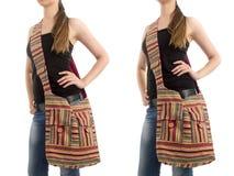 Μοντέρνη ινδική τσάντα Στοκ εικόνες με δικαίωμα ελεύθερης χρήσης