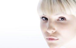 μοντέρνο ελαφρύ πορτρέτο Στοκ εικόνες με δικαίωμα ελεύθερης χρήσης