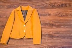Μοντέρνο θηλυκό σακάκι Στοκ Φωτογραφίες