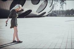 μοντέρνο καλοκαίρι Στοκ φωτογραφία με δικαίωμα ελεύθερης χρήσης