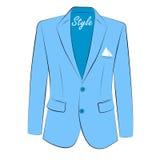 Μοντέρνο κοστούμι Στοκ εικόνα με δικαίωμα ελεύθερης χρήσης
