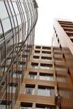 Μοντέρνο νέο κτήριο Στοκ εικόνες με δικαίωμα ελεύθερης χρήσης