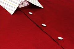 Μοντέρνο πουκάμισο Στοκ Εικόνες