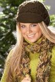 μοντέρνο knitwear στούντιο που φ&omi Στοκ Φωτογραφία