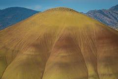 Μορφές ερήμων και χρώματα, χρωματισμένοι λόφοι, Όρεγκον Στοκ Φωτογραφίες