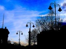 Μορφές του Λονδίνου Στοκ Φωτογραφίες