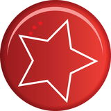 Μορφή αστεριών Στοκ εικόνες με δικαίωμα ελεύθερης χρήσης