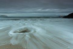 μορφή βράχου καρδιών Στοκ Φωτογραφίες