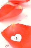 μορφή δεικτών καρδιών Στοκ φωτογραφία με δικαίωμα ελεύθερης χρήσης