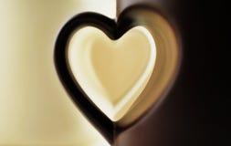 μορφή καρδιών Στοκ φωτογραφία με δικαίωμα ελεύθερης χρήσης