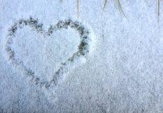 Μορφή καρδιών σχεδίων Στοκ εικόνες με δικαίωμα ελεύθερης χρήσης