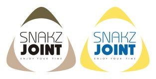 μορφή λογότυπων τριγωνική Στοκ φωτογραφία με δικαίωμα ελεύθερης χρήσης