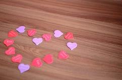 Μορφή της καρδιάς μου Στοκ Φωτογραφίες