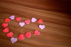 Μορφή της καρδιάς μου Στοκ Φωτογραφία
