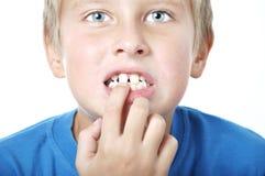 μορφασμός χάσματος οδον&ta Στοκ εικόνες με δικαίωμα ελεύθερης χρήσης